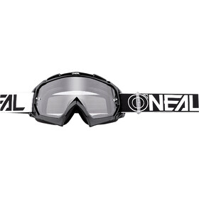 O'Neal B-10 Lunettes de protection, twoface black-clear